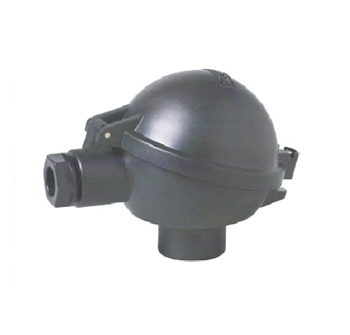 Plastic connection head(01-37)
